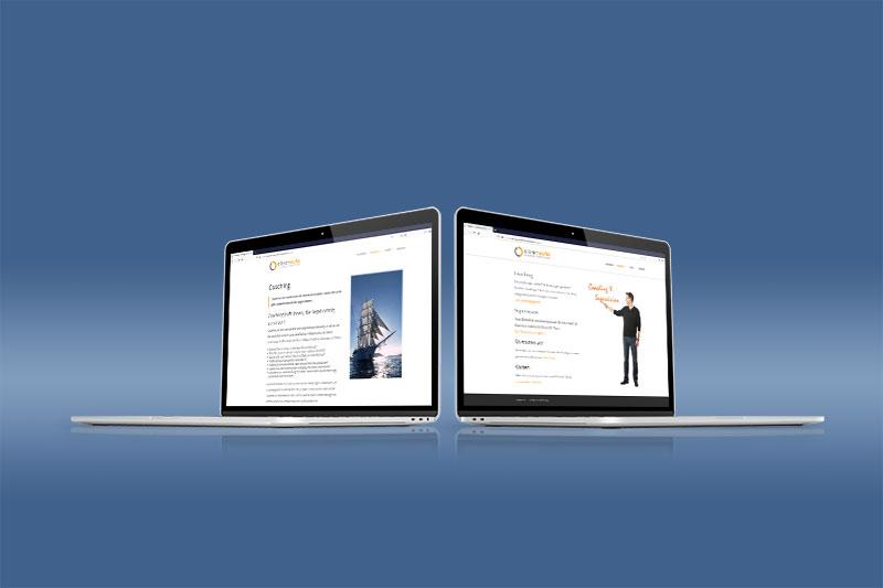 responsive Webdesign für Oliver Teufel