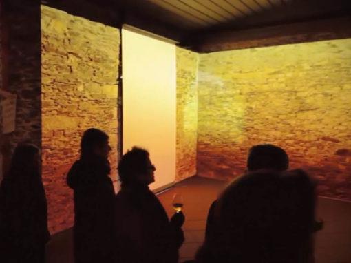 Multimedia Rauminszenierung: Lebenswelt Minoritenkloster