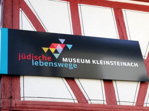 Medien im Museum Kleinsteinach: Jüdische Lebenswege